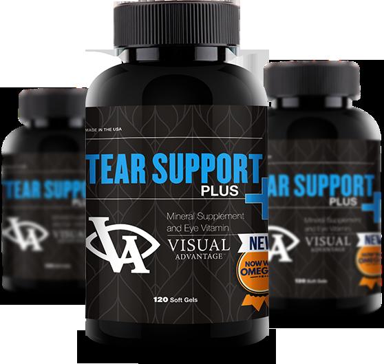 Tear Support Eye Vitamin