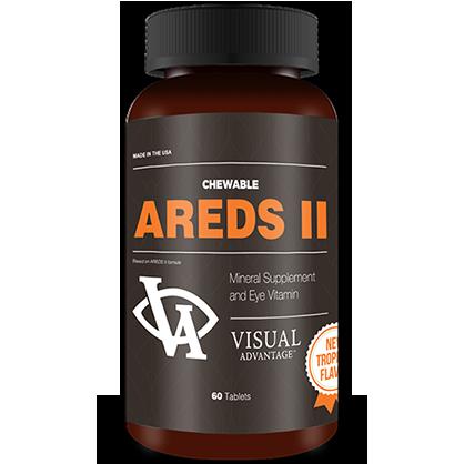 Chewable AREDS II Eye Vitamin