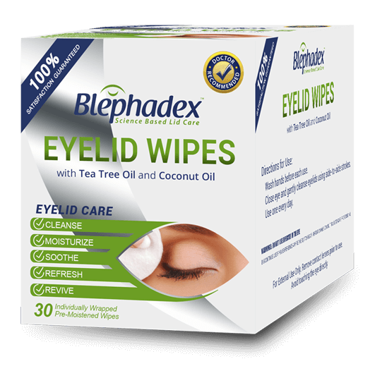 blephadex eyelid care